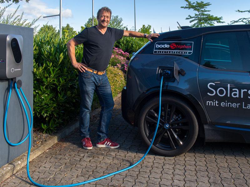Strom bewegt – eLadesäulen & eMobilität Lösungen für Hotellerie und Gastronomie