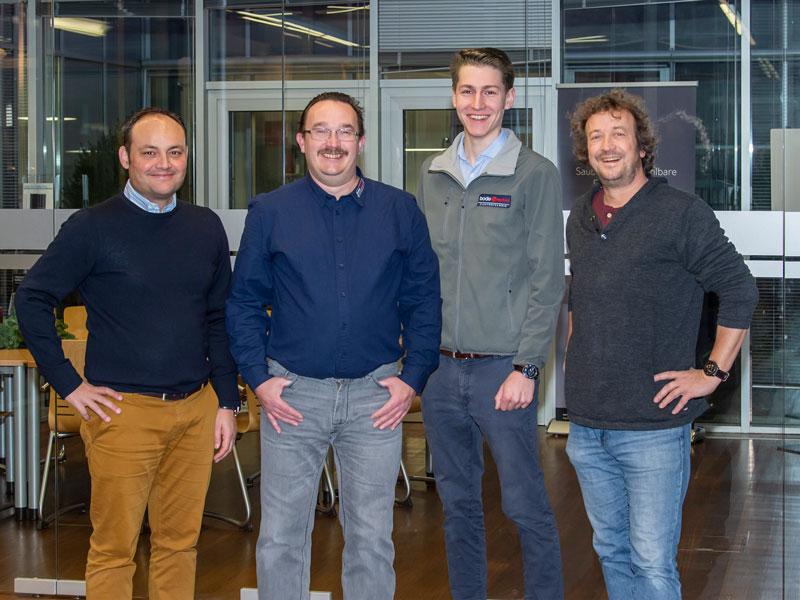 Willkommen im Team: Jork Sahlmann und Maximilian Adler